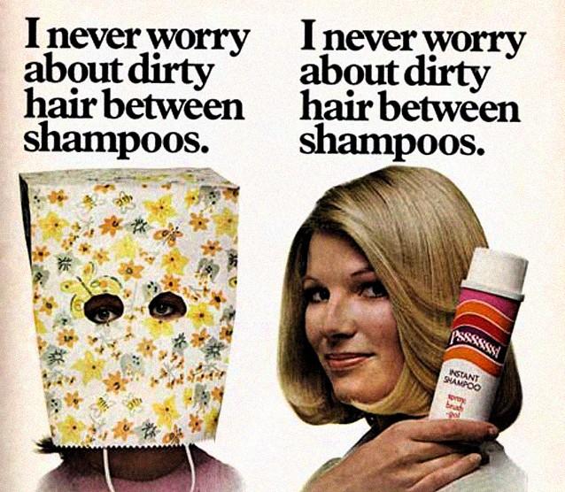 O co w ogóle chodzi z tym niemyciem włosów?