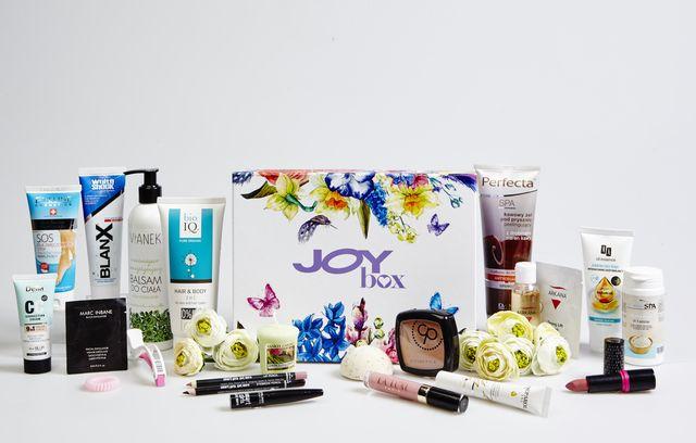 JoyBox - zobaczcie zawartość kwietniowego pudełka (FOTO)