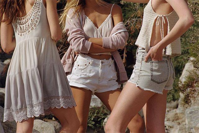 Pull & Bear Pasific Girls - Młodzieżowa wiosna w stylu boho