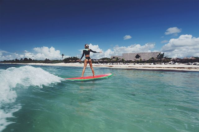 Pull&Bear Let´s Go Surfing Baby -