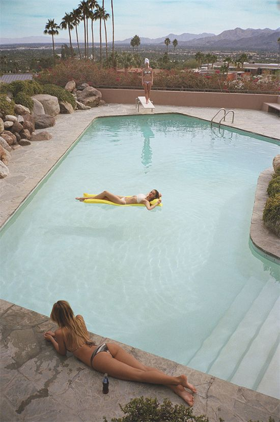 Pull & Bear Pool - Stroje kąpielowe idealne na lato 2016