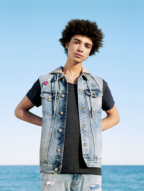 Pull&Bear Denim Beats - Jeansowa młodzieżowa kolekcja na jesień 2016