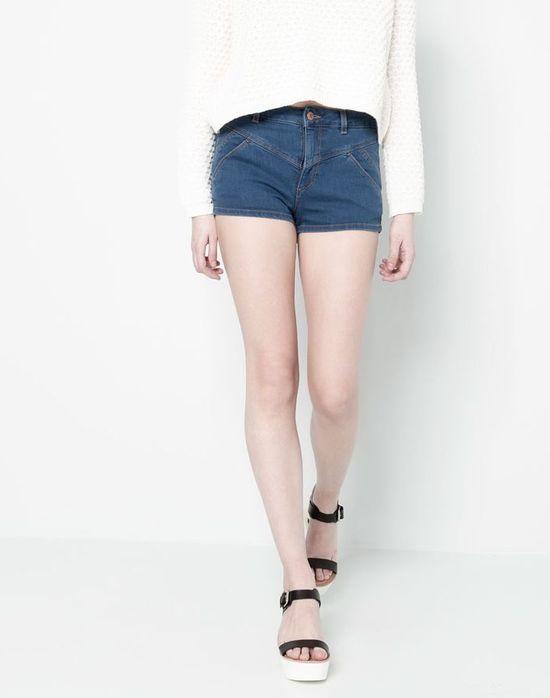 Modne szorty na wiosnę - przegląd trendów z sieciówek (FOTO)