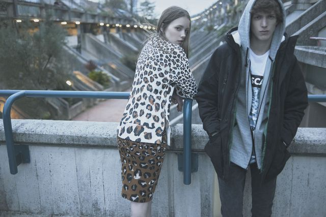Pull&Bear 24 Hours - Nowy lookbook na zimę (FOTO)