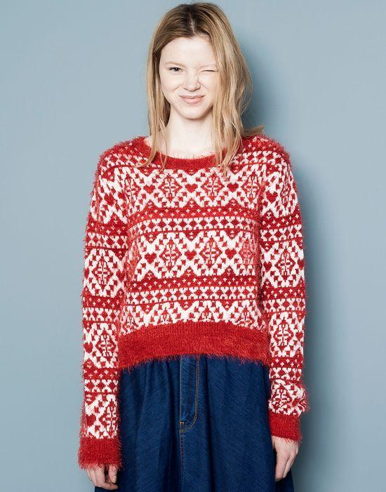 Wyprzedaż Pull&Bear - Modne swetry w atrakcyjnych cenach