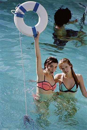 Młodzieżowe lato w kampanii Pull&Bear (FOTO)