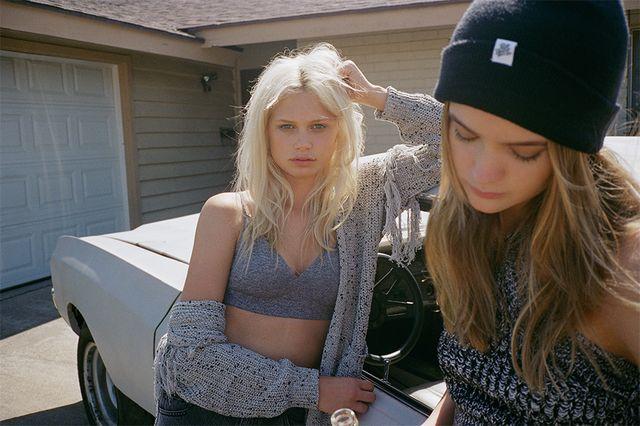 Pull&Bear Pacific Girls - Jesień w młodzieżowym wydaniu