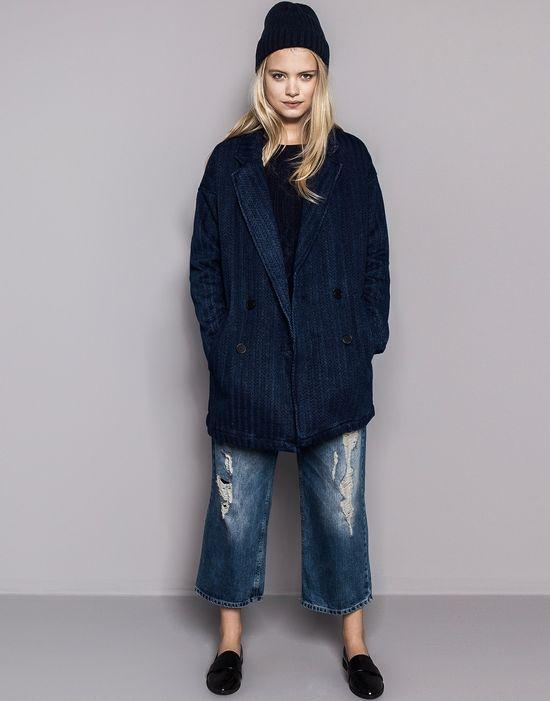Jeans w roli głównej - sieciówkowe propozycje na jesień