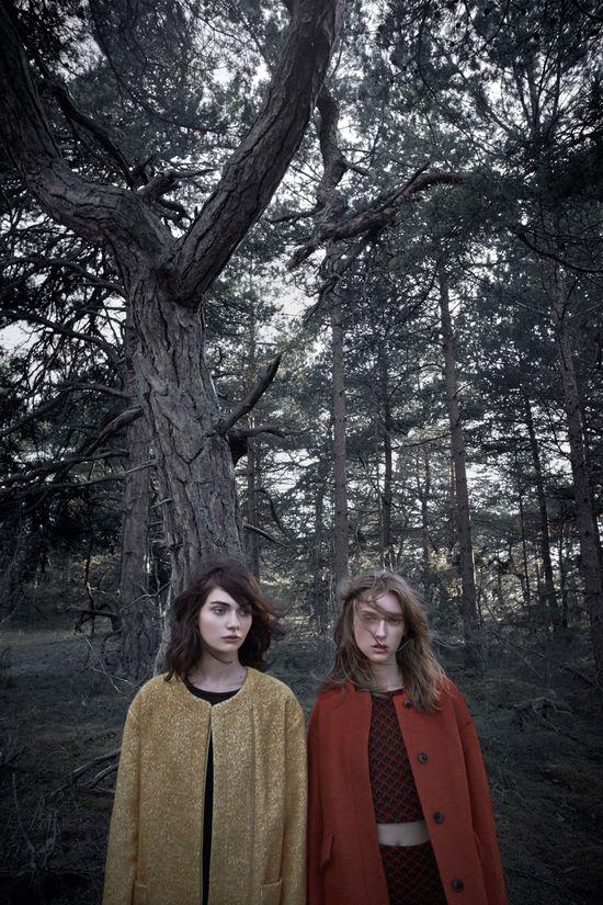 Pull&Bear - Jesień i zima w nowej kampanii sieciówki (FOTO)
