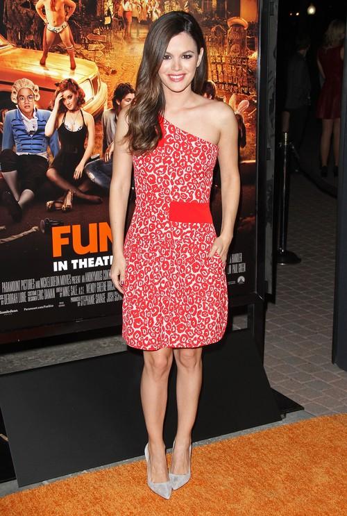 Rachel Bilson w sukience Preen (FOTO)