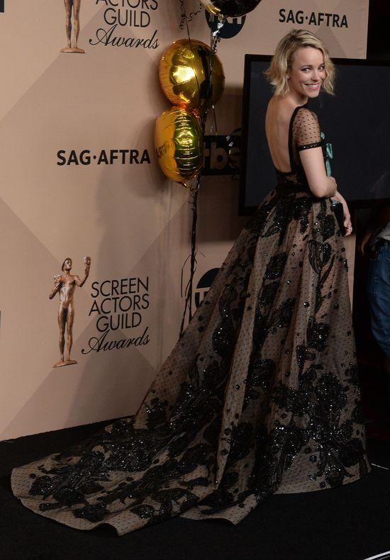 Rachel McAdams w najpiękniejszej kreacji SAG Awards 2016?