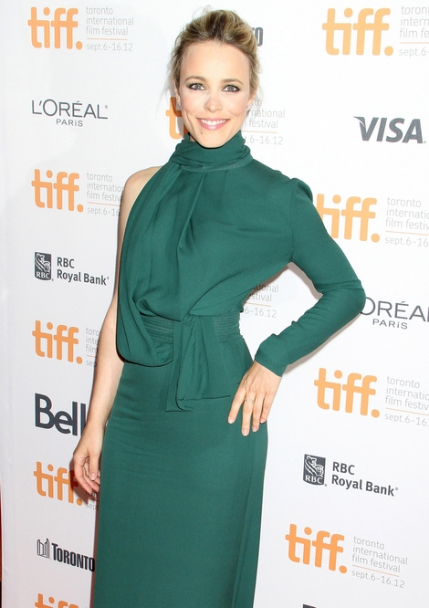 Rachel McAdams w sukni Elie Saab (FOTO)