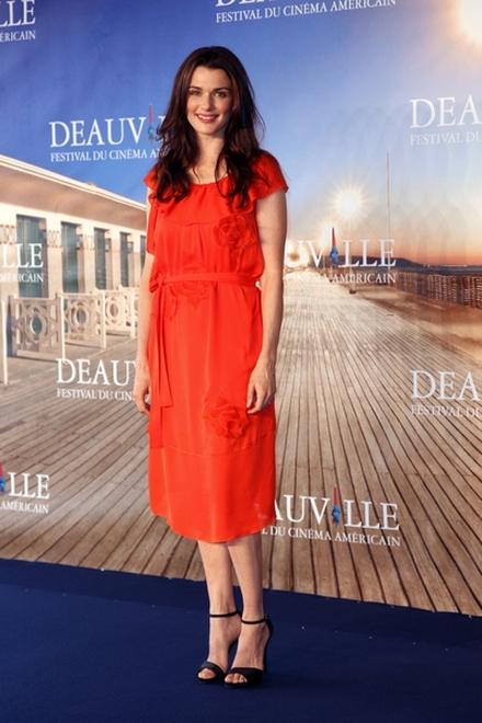 Rachel Weisz w sukience Sonia Rykiel (FOTO)