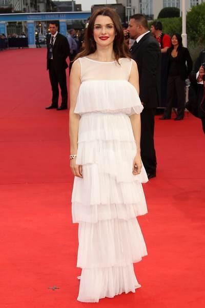 Rachel Weisz w sukni Niny Ricci