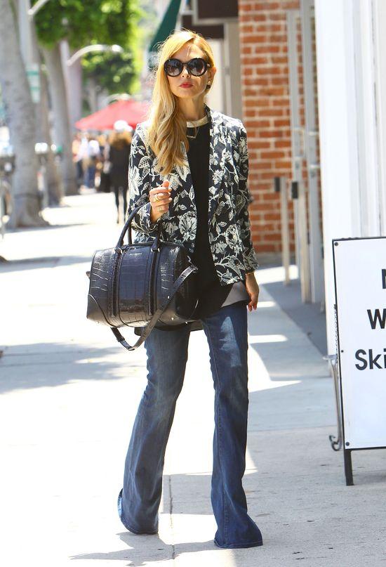 Rachel Zoe - zobacz, co zakłada na siebie stylistka gwiazd!