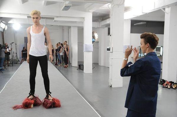 Radek Pestka - największa sensacja Top Model 5? (FOTO)