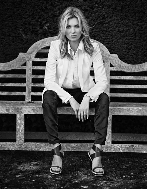 Kate Moss dla Rage & Bone