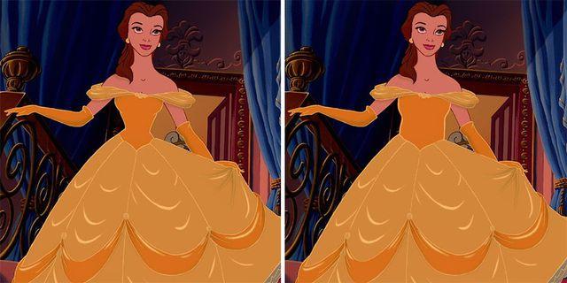 Tak wyglądałyby realistyczne księżniczki Disneya! (FOTO)