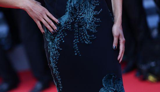 Zoe Saldana zachwyca drugiego dnia Festiwalu w Cannes
