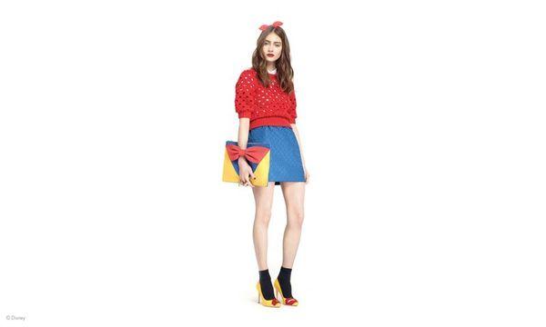 Kolekcja Red Valentino zainspirowana Królewną Śnieżką