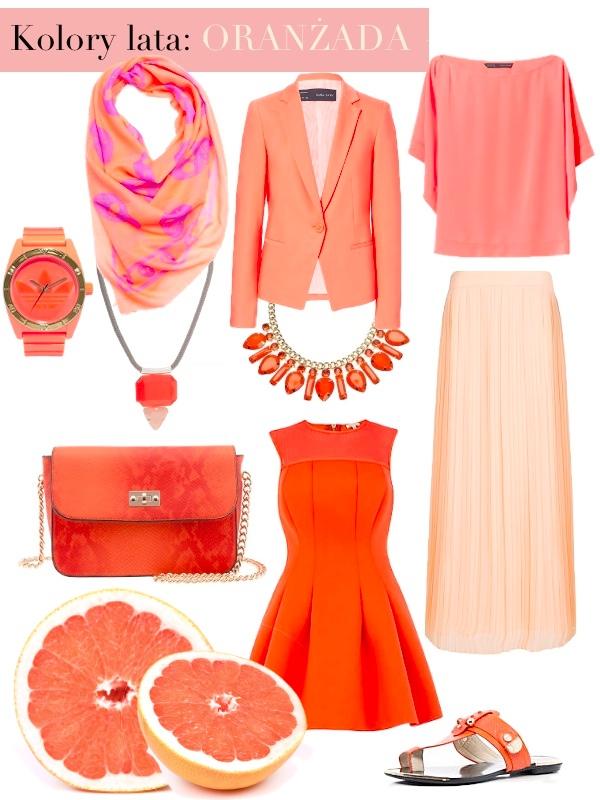 Lato w kolorach soczystych owoców