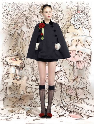 RED Valentino - kolekcja Fall Winter 2013.14 (FOTO)