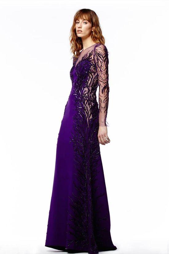 Reem Acra - bajkowa kolekcja sukien Pre-Fall 2014 (FOTO)