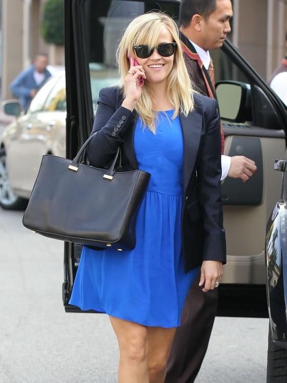 Reese Witherspoon wraca do formy sprzed ciąży