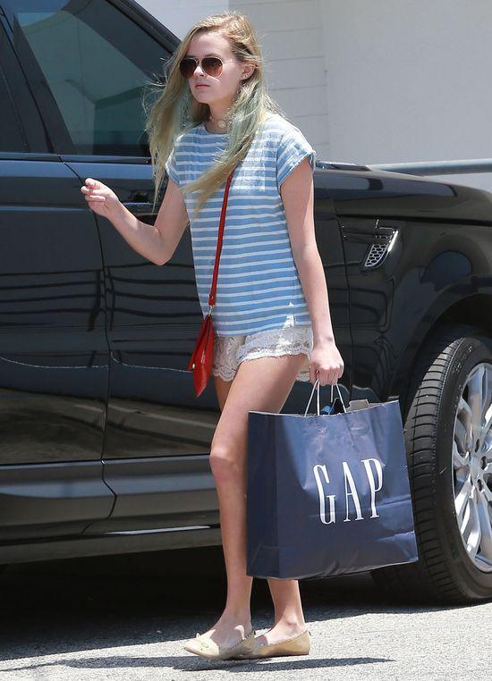 Padniecie jak zobaczycie córkę Reese Witherspoon! (FOTO)