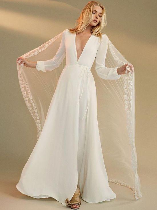 Zaskakująca kolekcja sukien ślubnych od Reformation na jesień 2016