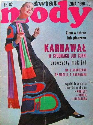 Moda polska od lat 40. po lata 90. XX wieku (VIDEO)