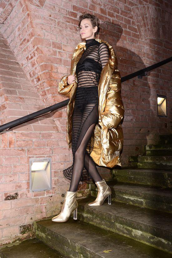 Renata Kaczoruk postanowiła... przebrać się na galę Elle Style Awards (FOTO)