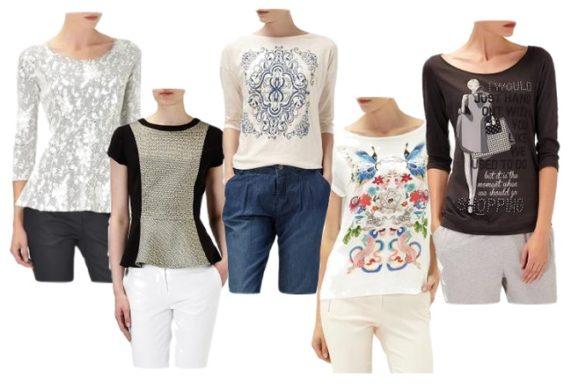 Bluzki styl, moda, plotki, zdjęcia, ciuchy, wzrost