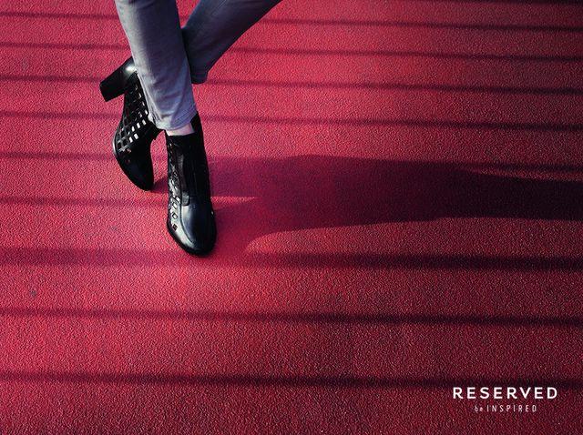 Nowa kolekcja butów Reserved - wiosna/lato 2014