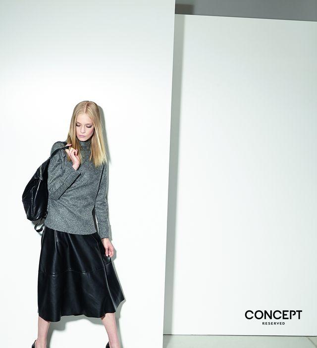 Reserved Concept - limitowana kolekcja na jesień (FOTO)
