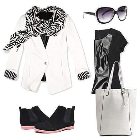 Reserved black&white wiosna-lato 2013