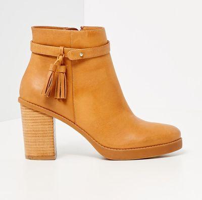 Botki – najmodniejsze buty jesieni 2015 (FOTO)