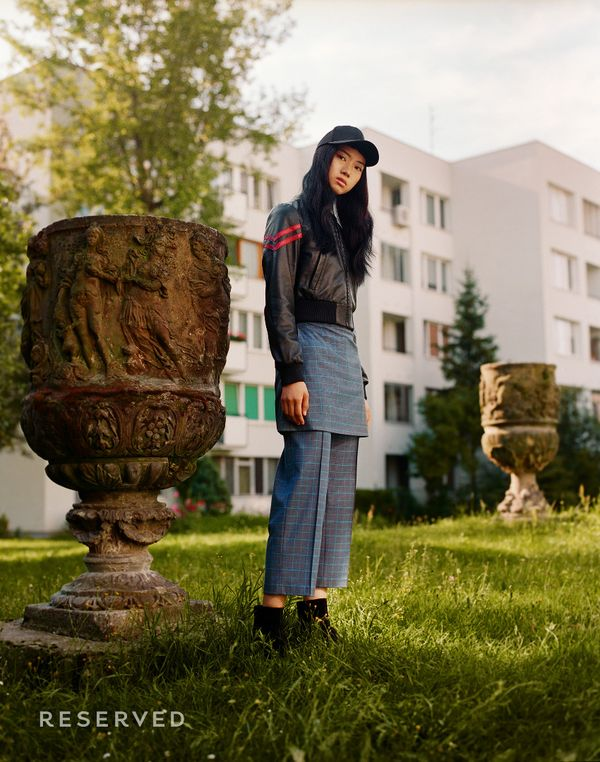 Miejskie klimaty w najnowszym lookbooku Re.Design od Reserved (FOTIO)