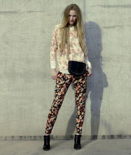 Reserved Roses - nowy trend jesień zima 2013/14