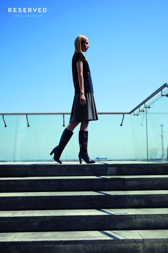 Dodatki Reserved - Nowa kolekcje butów i toreb na jesień!