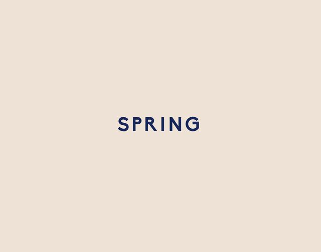 Reserved Accessories Collection - Wiosna  w dodatkach
