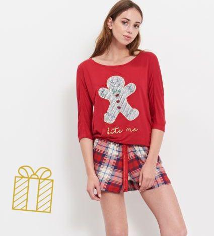 Pomysł na prezent dla niej i dla niego - 10 uroczych zimowych piżam