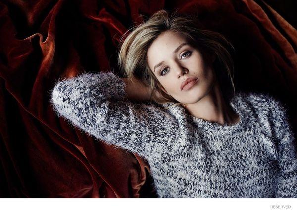 Georgia May Jagger dla Reserved - nowe zdjęcia! (FOTO)