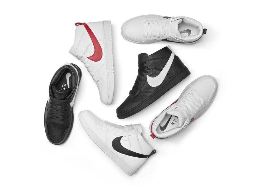 Riccardo Tisci zaprojektował dla Nike! Gwiazdą kolekcji została Bella Hadid