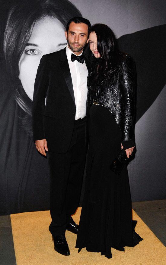 Riccardo Tisci zaskakuje współpracą z Donatellą Versace