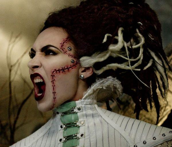 Makijaż na Halloween od MAC (FOTO)