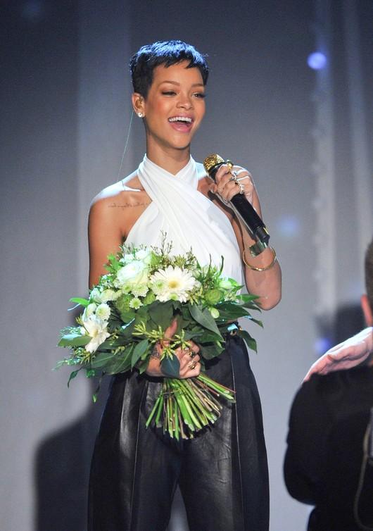 Rihanna w Balmain (FOTO)
