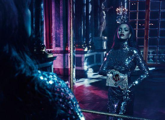 Zachwycająca Rihanna w najnowszej kampanii Diora (FOTO)