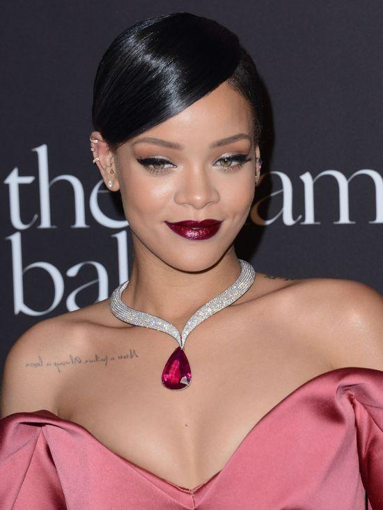 Rihanna została pierwsza czarnoskórą ambasdorką Diora