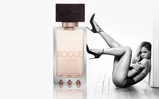Rihanna promuje perfumy Rogue (VIDEO)
